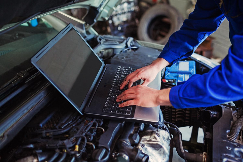 Компьютерная диагностика автомобиля перед покупкой.
