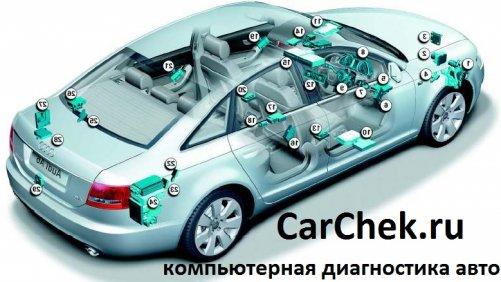 компьютерная диагностика авто в москве